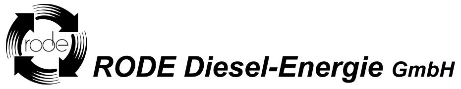 RODE Diesel-Energie GmbH